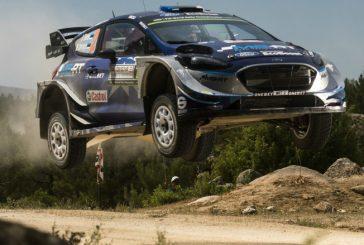 WRC: Tänak controló el sábado italiano