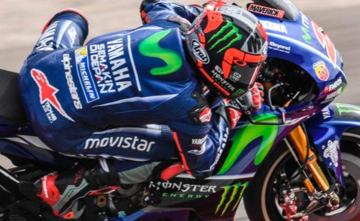 MotoGP: Viñales volvió a sonreir