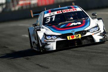DTM: Tom Blomqvist consigue la segunda pole de Norisring