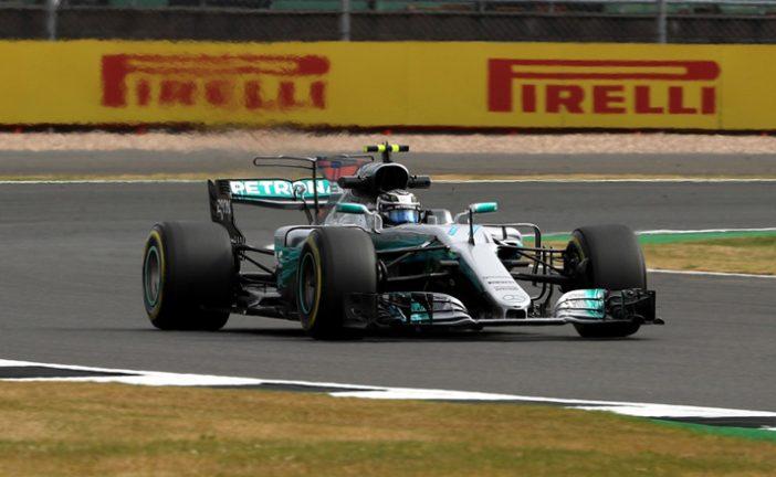 Fórmula 1: Mercedes asusta con su ritmo en Silverstone