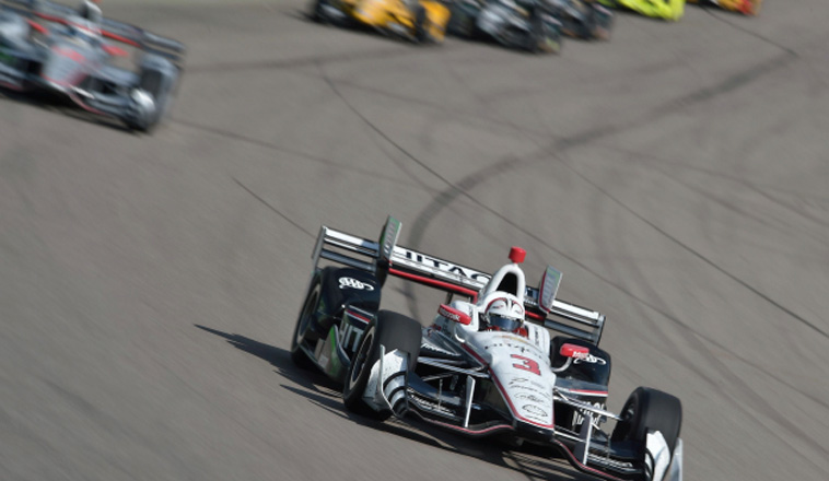 Indy Car: Castroneves volvió a la victoria