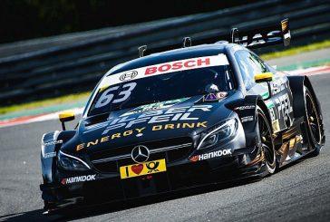 DTM: Maro Engel gana su primera carrera del DTM en Moscú