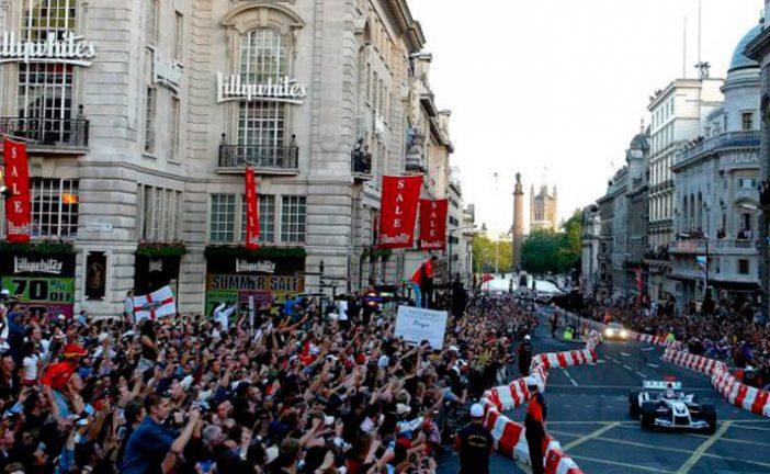Fórmula 1: Seguí en VIVO la presentación en Londres