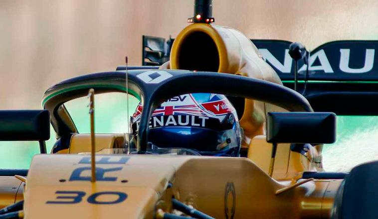 Fórmula 1: ¿Es efectivo el «Halo»?