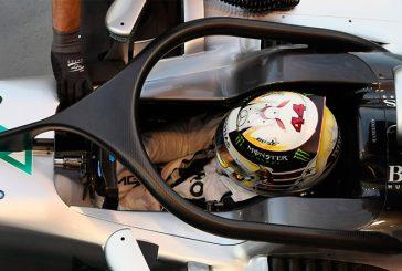 """Fórmula 1: Todo listo para la introducción del """"Halo"""""""