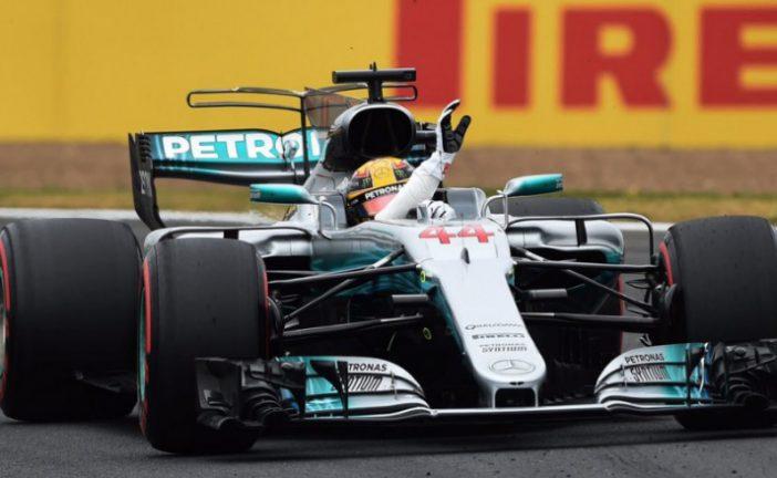 Fórmula 1: Triunfo para Hamilton y final dramático para Vettel