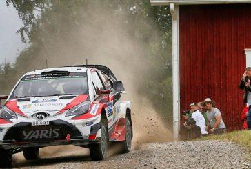 WRC: Latvala adelante en Finlandia