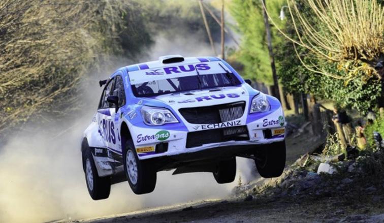 Rally Argentino: Ligato dominó en el Shakedown