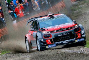 WRC: Meeke se queda con el Shakedown de Finlandia