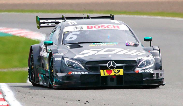 DTM: Mercedes Benz deja la categoría por a la Fórmula E