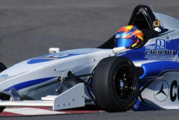 FRA 2.0: Moscardini hizo pole en Oberá