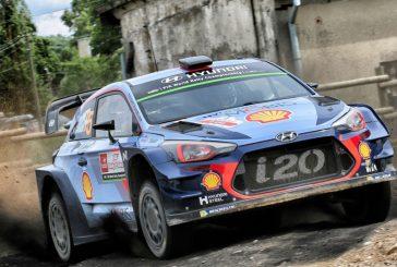 WRC: Neuville gana en Polonia…1-2 para Hyundai