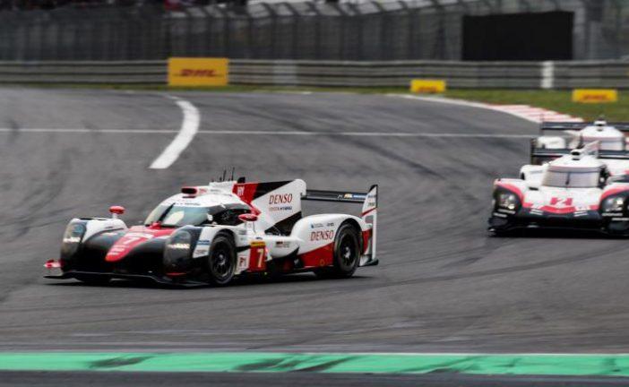 """WEC: Podio para """"Pechito"""" en Nürburgring"""