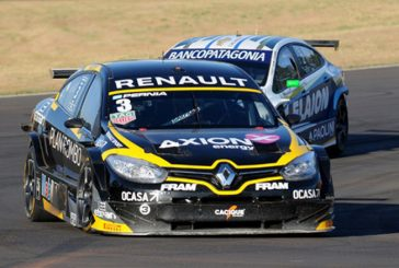STC2000: Pernía cantó victoria y es la primera de Renault en Oberá