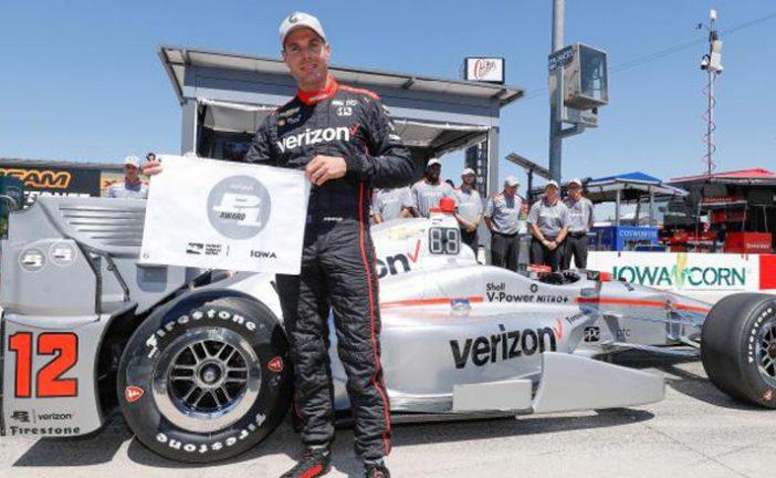 Indy Car: Power llega a 48 pole positions