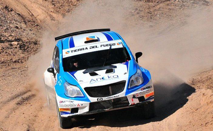 Rally Argentino: Pretto tuvo aguante