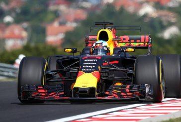 Fórmula 1: Ricciardo comenzó encabezando los Libres1