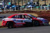 STC2000: Rossi, el mejor tiempo en Oberá