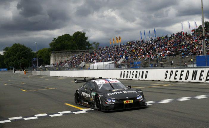 DTM: Bruno Spengler vuelve a ganar en Norisring