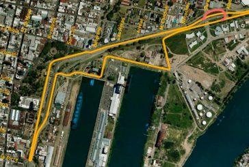 STC2000: Se modifica el callejero de Santa Fe
