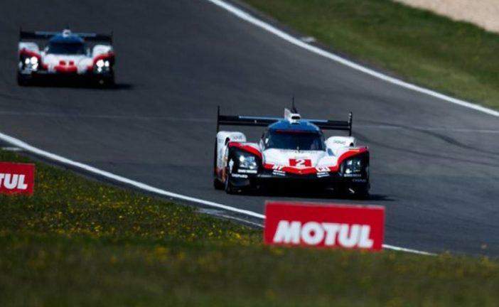 """WEC: Porsche dominó el viernes en Nürburgring; """"Pechito"""" terminó cuarto"""