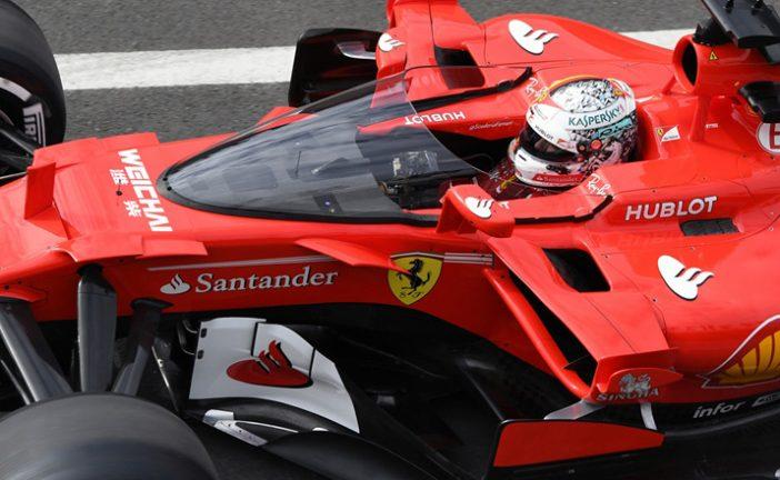 Fórmula 1: Vettel se muestra muy descontento con la cúpula