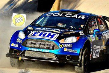 Rally Argentino: Baldoni arrancó dominando la tradicional Vuelta de la Manzana