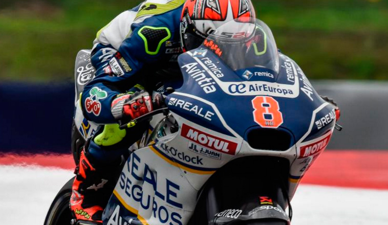 MotoGP: Barberá y Dovizioso marcan la senda