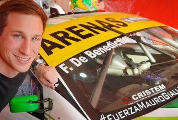 TR Series: De Benedictis triunfó en Rosario