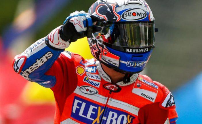 MotoGP: Un duelo para el recuerdo: Dovizioso gobierna ante Márquez