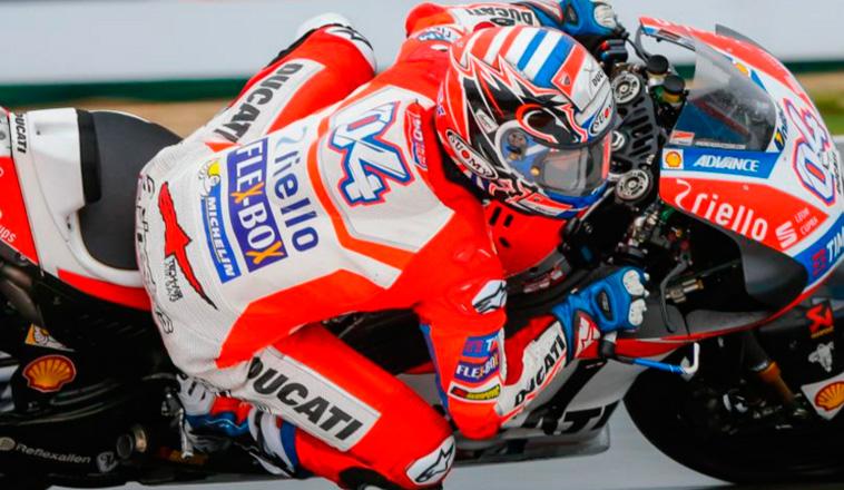 MotoGP: Dovizioso comanda en Brno