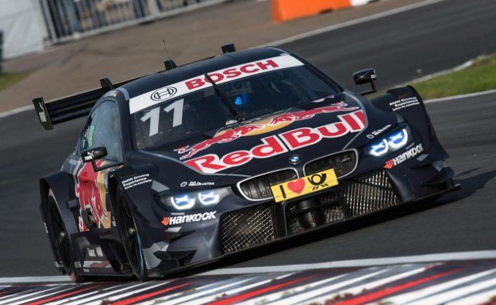 DTM: Wittmann se lleva una espectacular carrera en Zandvoort