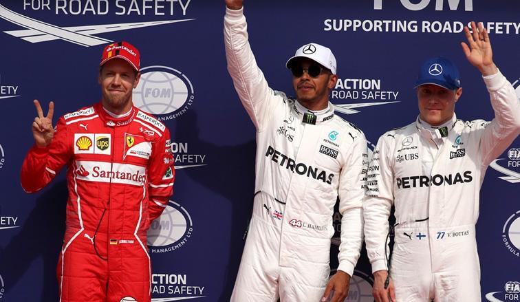 Fórmula 1: Histórica pole para Hamilton