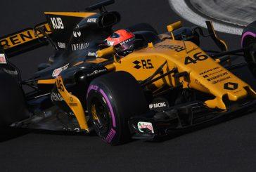 Fórmula 1: Vettel lidera los segundos test y Kubica tuvo un intenso regreso