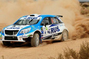 """Rally Argentino: Ligato quiere la """"Manzana"""""""