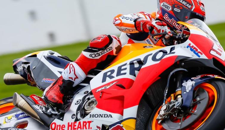 MotoGP: Márquez rompe la barrera de los 2 minutos con su 71ª Pole