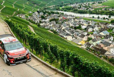 WRC: Mikkelsen sorprende a todos