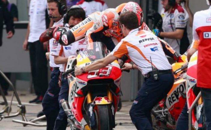 MotoGP: Intensa jornada de pruebas en Brno