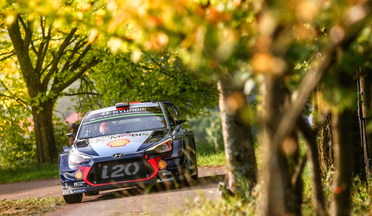 WRC: Neuville encabeza el Shakedown