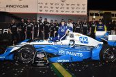 Indy Car: Newgarden vence a Pagenaud en Gateway