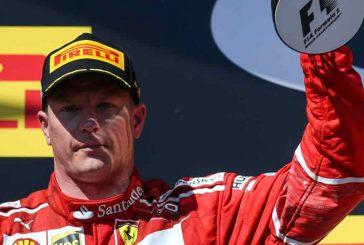 Fórmula 1: Ferrari oficializa la renovación de Kimi Raikkonen para 2018