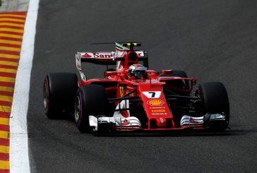 Fórmula 1: Raikkonen comienza mandando en su circuito predilecto