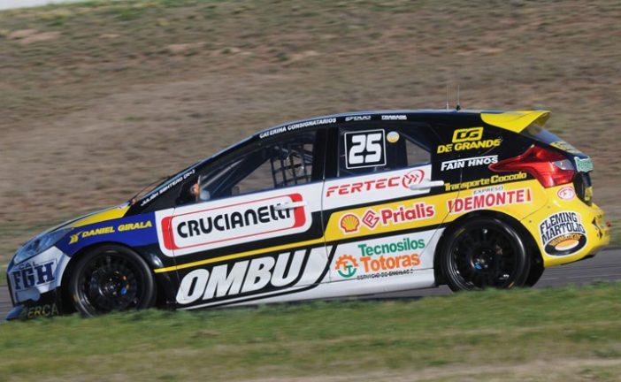 TN C3: Julián Santero, desde la pole position