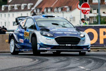 WRC: Tänak toma el liderazgo en Alemania