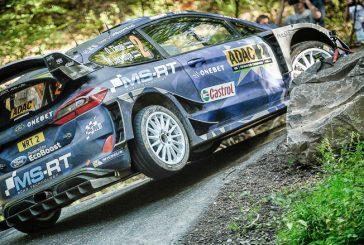 WRC: Victoria de Tänak en Alemania