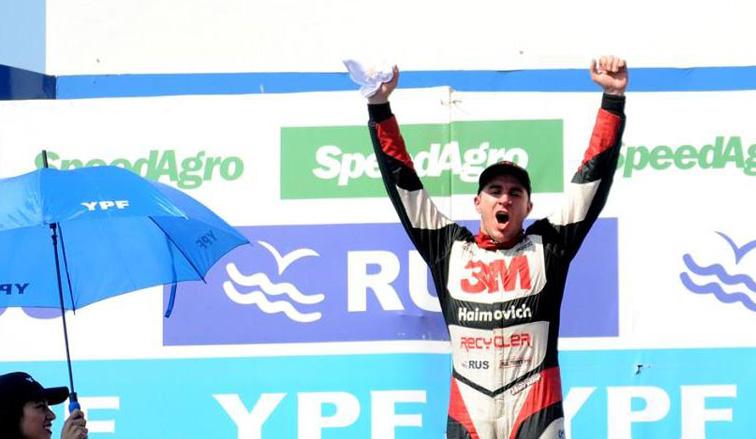 TC: Werner volvió al triunfo
