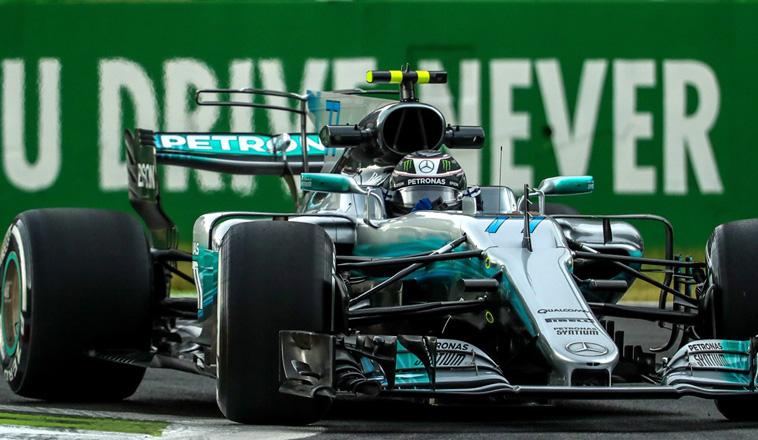 Fórmula 1: Mercedes sigue al frente, pero se acercó Ferrari
