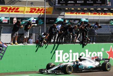 Fórmula 1: Hamilton ganó y tomó la punta del campeonato