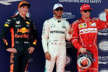 Fórmula 1: Pole de Hamilton; Vettel larga desde el último lugar