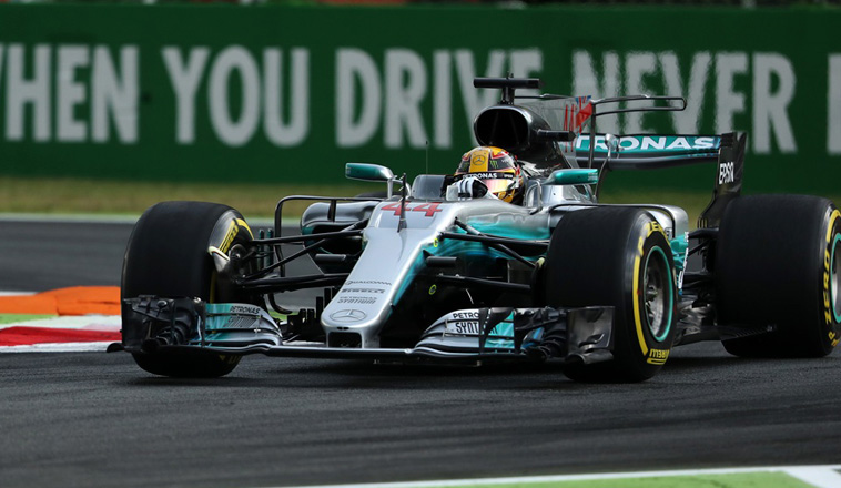 Fórmula 1: Hamilton comienza mandando en Monza